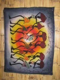 BatikPrintBlueLadiesBowlsLarge-32