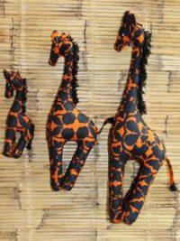 GiraffeSetOrangeBlack-408c