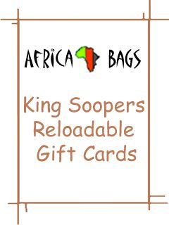 King Soopers Reloadable Gift Cards