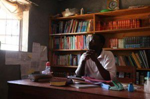 A Malawian Teacher