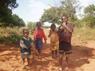 Children in Veweme