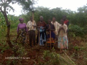 Cash crops are a great way for the experienced farmers of Malawi to get ahead