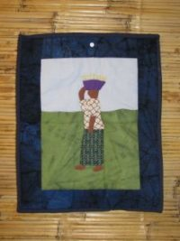 Malawi Hand-Crafted Quilts