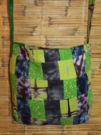 Quilted Malawi Bags